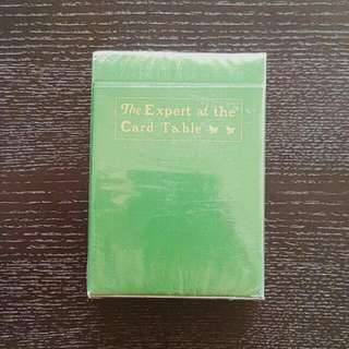 The Expert At The Card Table V2 Playing Cards by S.W. Erdnase