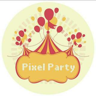 PixelParty™ SG | Popcorn & Cotton Candy