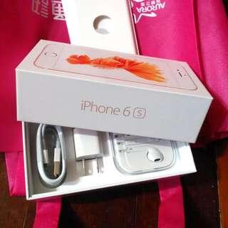 iphone 6s 粉紅64g
