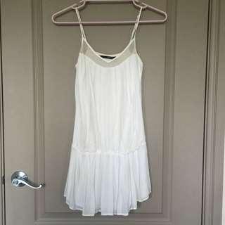 Seduce Off-White/Cream Dress