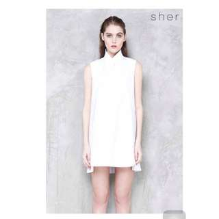 Twenty3 White Dress