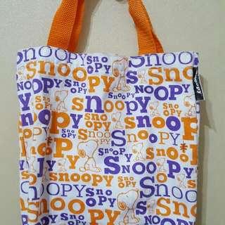Snoopy 史努比 可愛小提袋