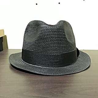 D.L.S. Stripe Hat 圖騰編織草帽