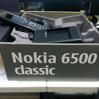 Nokia 6500 Classic Used