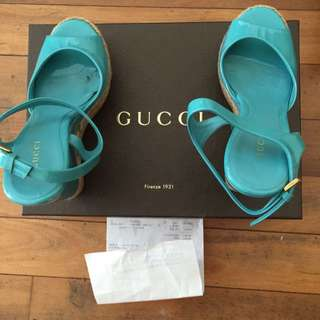 Used Aunthentic Gucci Shoes