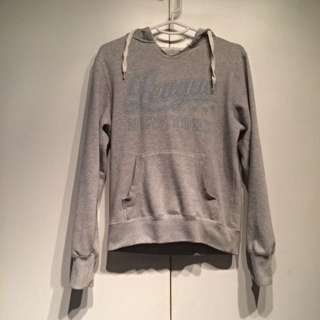 Grey hoodie perfect condition