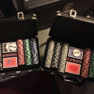 Poker Chips X2, 600 Chips