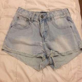 Ziggy High Shorts