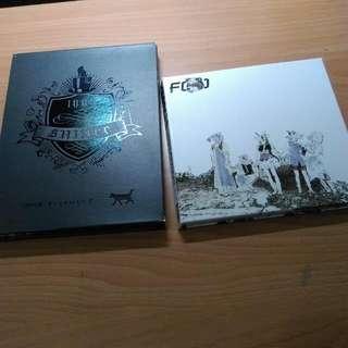 SHINee f(x) 專輯 空專