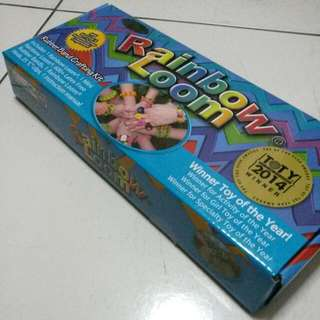[NEW] Original Rainbow Loom Band Crafting Kit