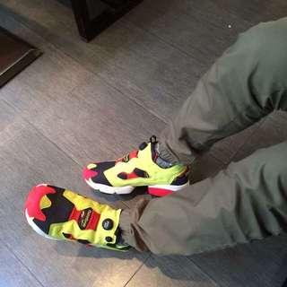 ATMOS x REEBOK INSTA PUMP FURY OG  充氣鞋