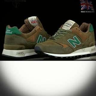 New Balance M577 絕美樣品英國鞋 日本風 韓國歐巴最愛