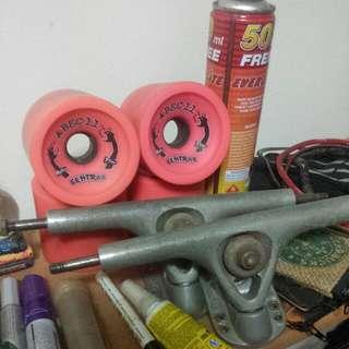 Longboard Accessories & Spare Parts.