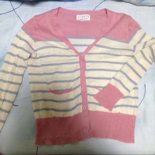 韓製針織小外套