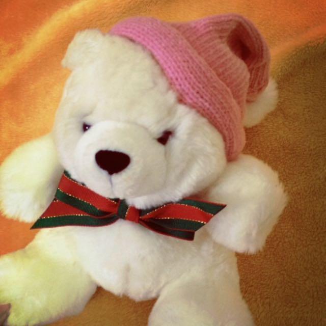 小白熊 娃娃