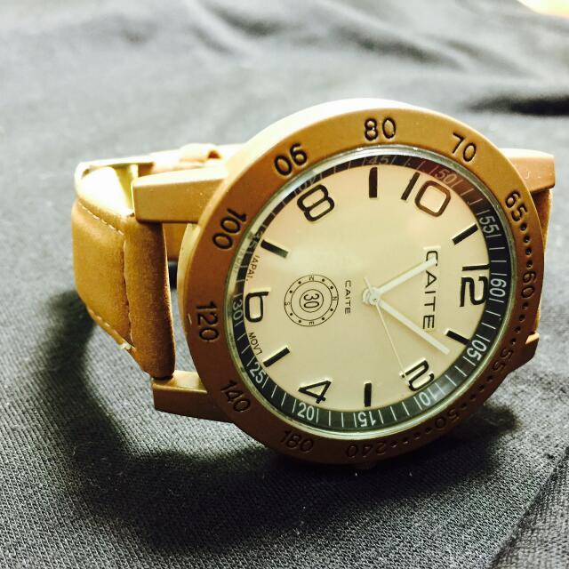 復古羅馬手錶