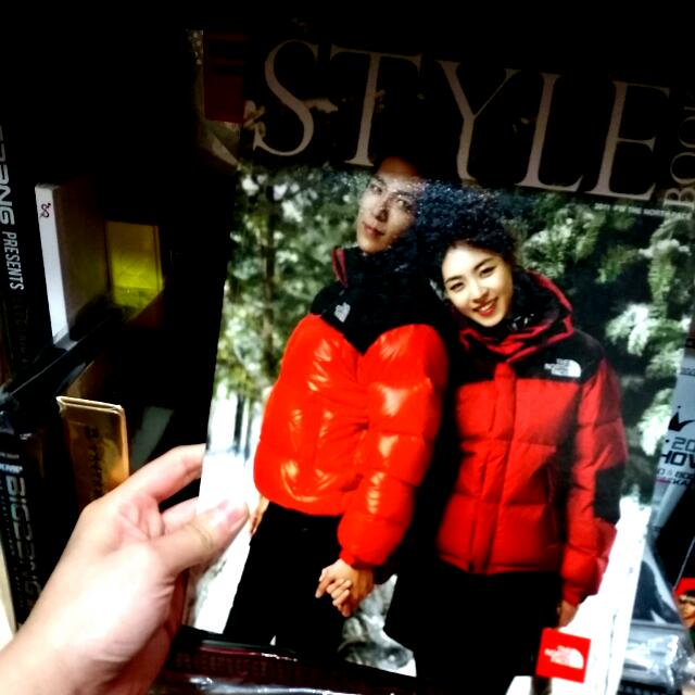 (出清) Bibang Top 崔勝鉉代言 The North Face 北臉 品牌 目錄 Dm 雜誌