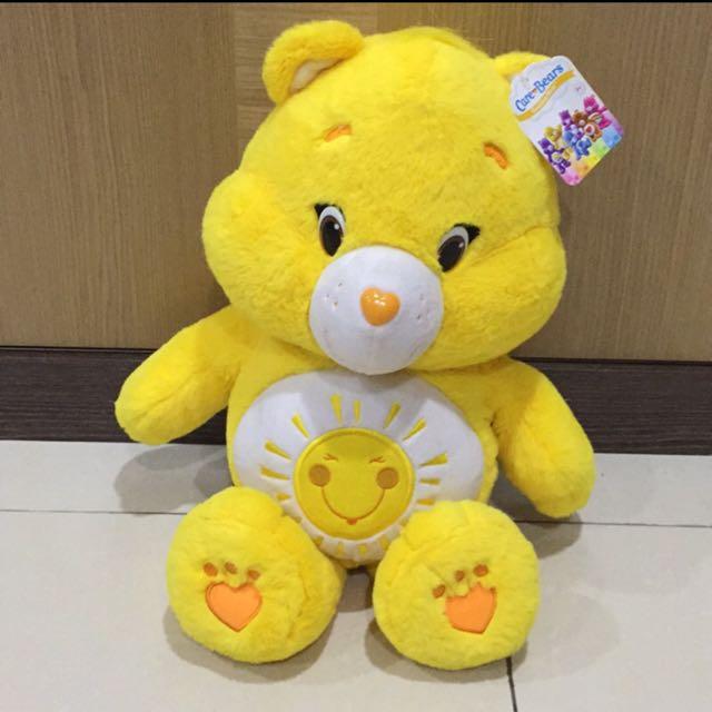 彩虹熊 Care Bears 黃