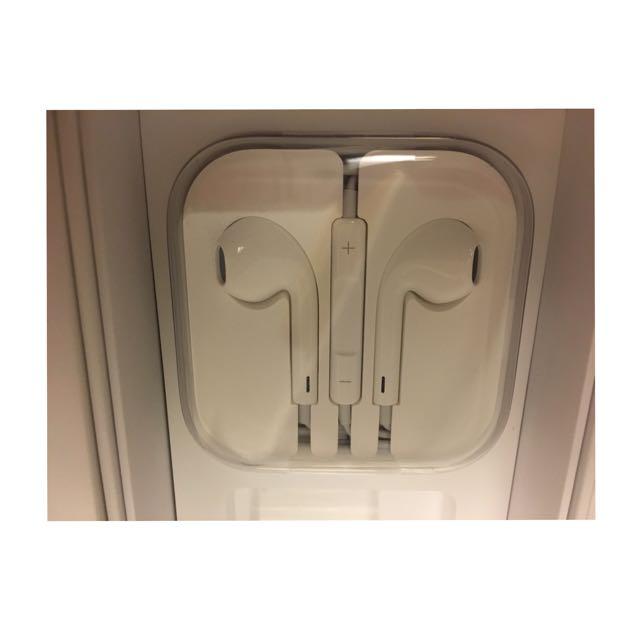 ✨全新  iphone附的耳機 Apple