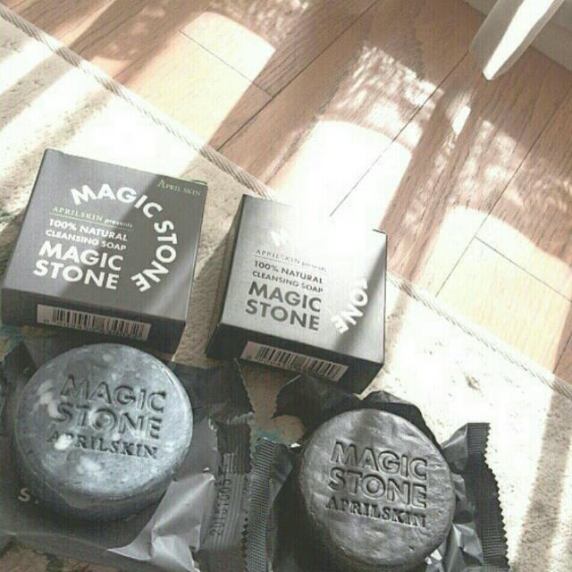 現貨 MAGIC STONE 魔法石
