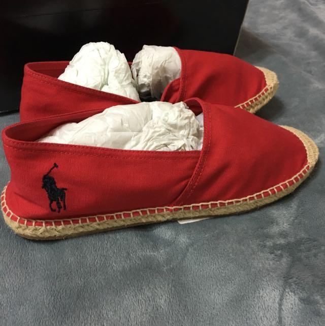 全新 POLO懶人鞋