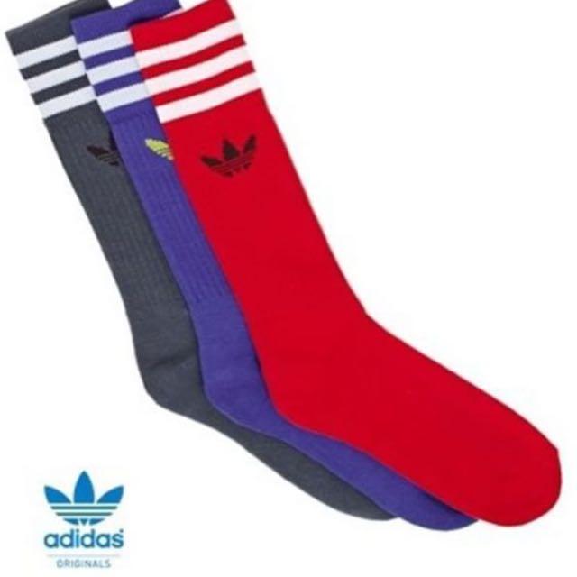 Adidas 運動長襪厚款