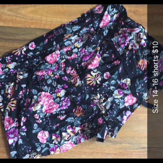 Ally Shorts Brand New Never Worn