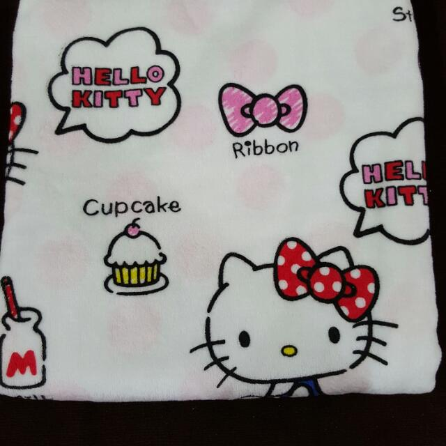 02278e15f Brand New Hello Kitty Bath Towel (Import From Japan), Design & Craft ...