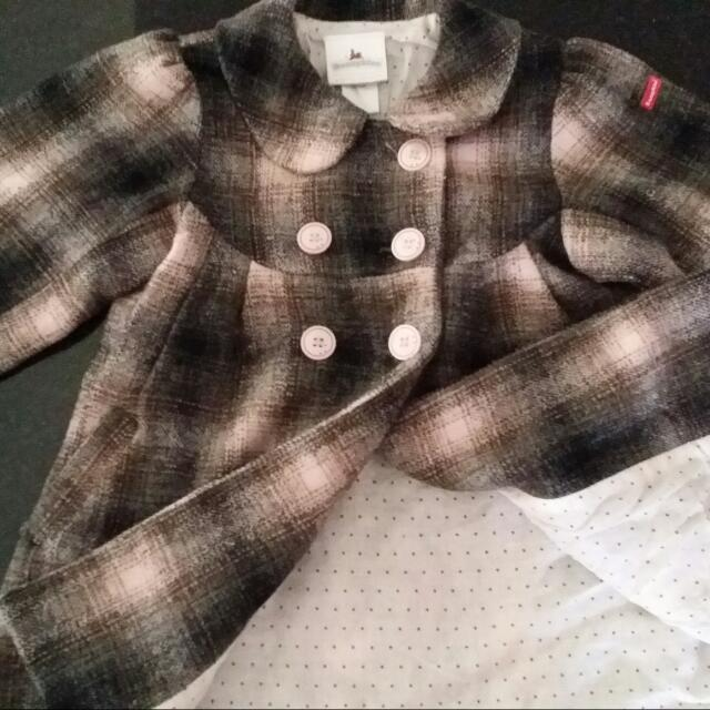 Bunnykins Lined Jacket 18-24mths