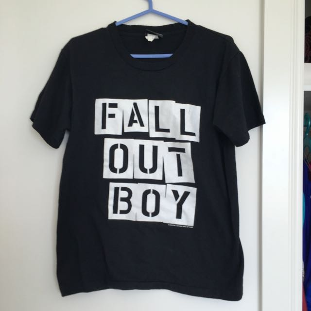 Fall Out Boy T-shirt Med