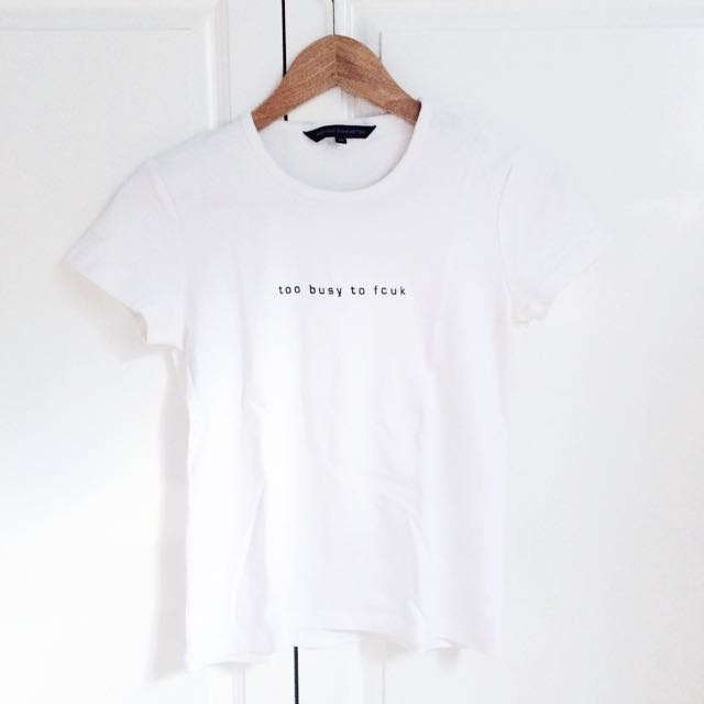 French Connection UK Shirt