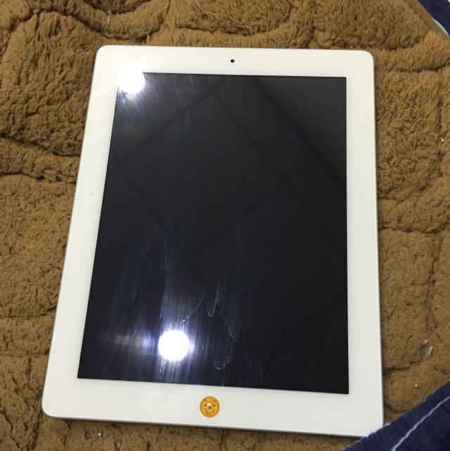 iPad 2 16G 白色