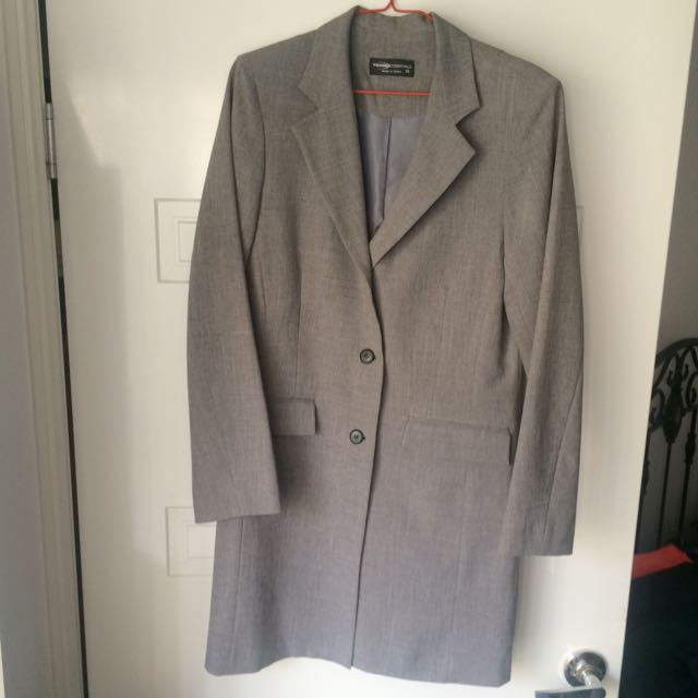 Long Work Jacket