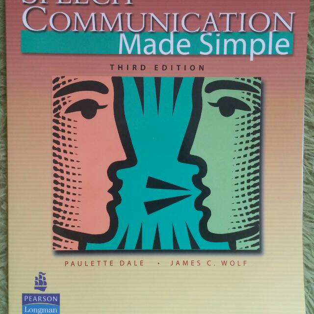 Speech Communication Made Simple 3rd Edition