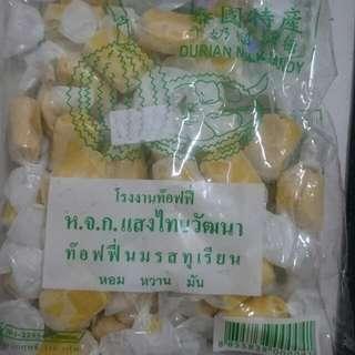 泰國榴槤糖