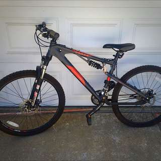K2 Crush Mountain Bike Rare