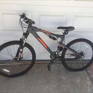 K2 Crush Mountain Bike Rare