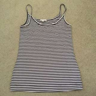 Witchery Stripe Singlet