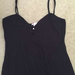 Bodycon Style Long Top Or Short Dress