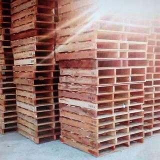 各式尺寸 木棧板 塑膠棧板 便宜 實在
