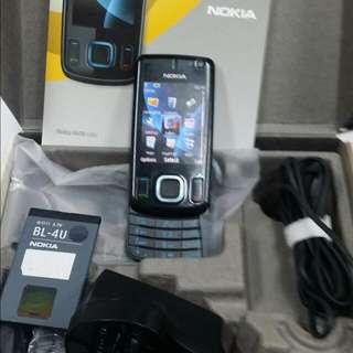 Nokia 6600 Slide Used