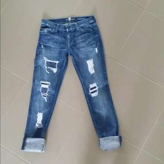 Seven Jeans   Size 26  As New