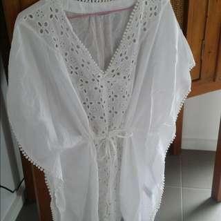 Surfy Kaftan Dress   Size M
