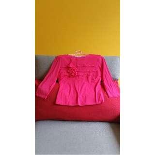 XL Pinky Top