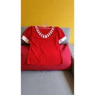 XL Red Top