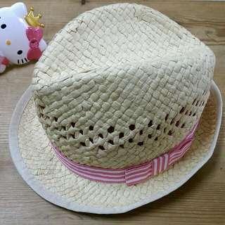 👒 H&M 草帽 👒 12-18M   2手