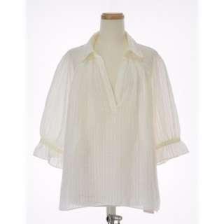 Jill Stuart 正品白色上衣❤️