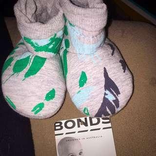 BONDS baby Boots