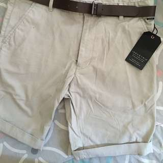 Brand New Industrie Shorts