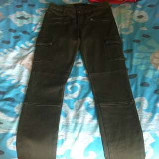 Just Jeans Utility Pants (Size 9)